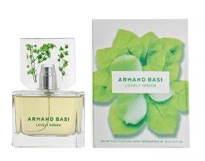Вы можете заказать Armand Basi Lovely Green без предоплат прямо сейчас