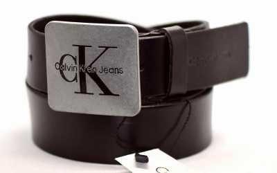 Вы можете заказать Мужской ремень Calvin Klein A041 без предоплат прямо сейчас