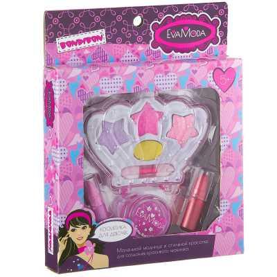 Вы можете заказать EvaModa Набор детской косметики BB2260 без предоплат прямо сейчас