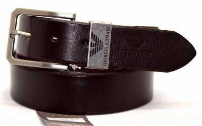 Вы можете заказать Мужской ремень Armani A010 без предоплат прямо сейчас