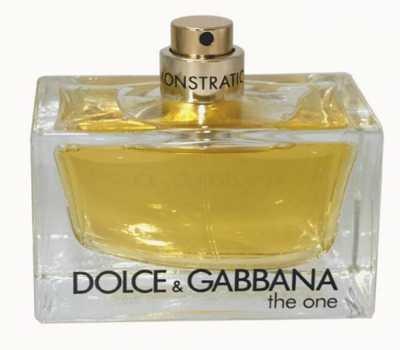 Вы можете заказать Tester Dolce & Gabbana the One без предоплат прямо сейчас
