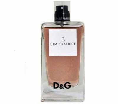 Вы можете заказать Tester D&G 3 L`Imperatrice без предоплат прямо сейчас