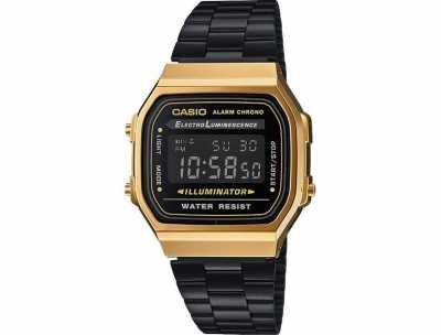 Вы можете заказать CASIO A-168WEGB-1B без предоплат прямо сейчас