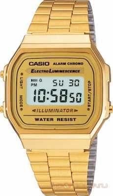 Вы можете заказать CASIO A-168WG-9U без предоплат прямо сейчас