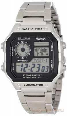 Вы можете заказать CASIO AE-1200WHD-1A без предоплат прямо сейчас