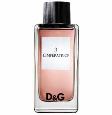 Вы можете заказать DOLCE & GABBANA 3 L'Imperatrice без предоплат прямо сейчас