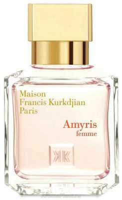 Вы можете заказать Maison Francis Kurkdjian Amyris Femme без предоплат прямо сейчас