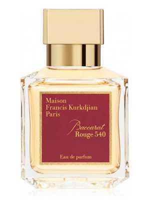 Вы можете заказать Maison Francis Kurkdjian Baccarat Rouge 540 без предоплат прямо сейчас