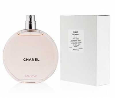 Вы можете заказать Tester Chanel Chance Eau Vive без предоплат прямо сейчас