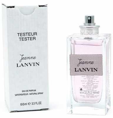 Вы можете заказать Тестер Lanvin Jeanne без предоплат прямо сейчас