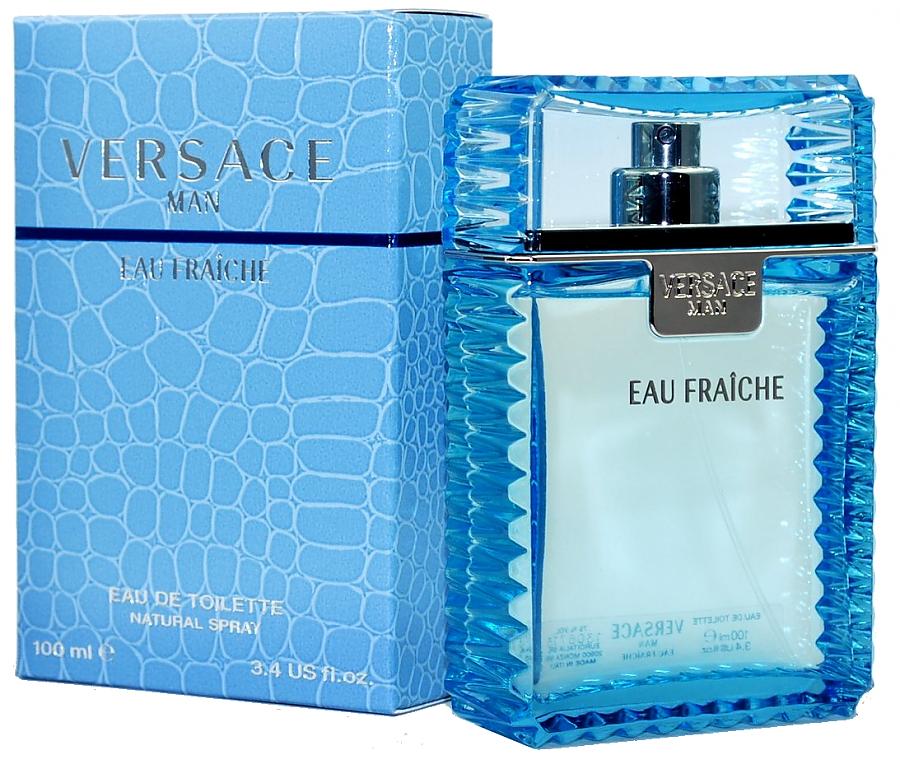 описание аромата versace eau fraiche
